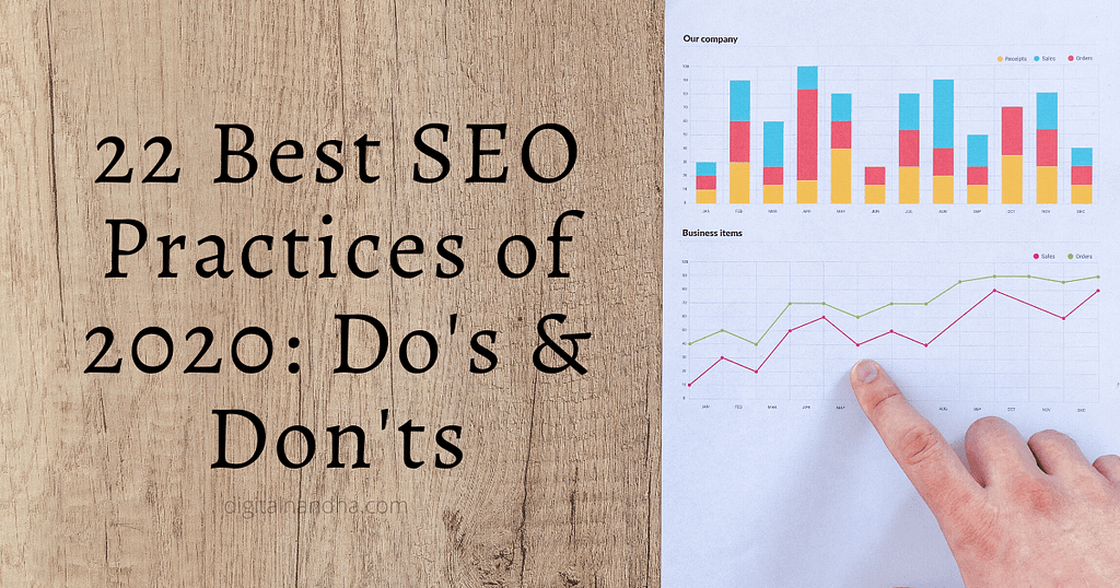 22 Best SEO Practices of 2020: Do's and Don'ts