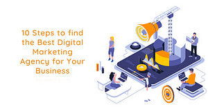 10 steps to find the Best Digital Marketing Agency